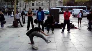 Cultura de Rua em Paris
