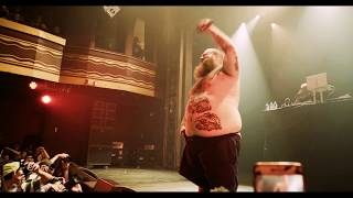 Action Bronson - The Chairman's Intent (Live @ Webster Hall)