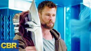Thor's Stormbreaker May Be Key In Avengers Endgame