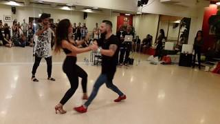 Daniel & Desiree - Estocolmo 2016  (Impossible Version Bachata Dj Khalid)