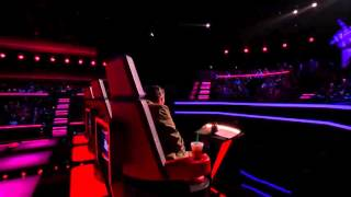 Damien - It's So Hard To Say Goodbye To Yesterday | The Blind Audition | The Voice 2014