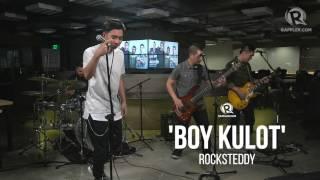 Rocksteddy – 'Boy Kulot'