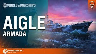 World of Warships - Armada: Aigle