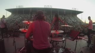 Hey Whiskey - Live Drum Cam - Smithfield