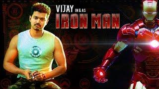 Iron Man by Ilayathalapathy Vijay - South Indianised Trailer | Put Chutney