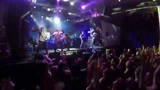Gogol Bordello - Dig Deep Enough @ Live in B90 Gdansk, Poland 01.12.2014