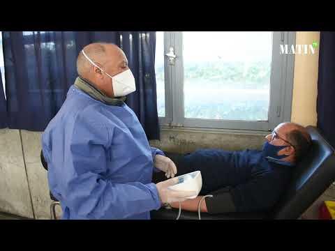 Video : Début de la vaccination du personnel enseignant à Casablanca