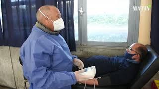 Début de la vaccination du personnel enseignant à Casablanca