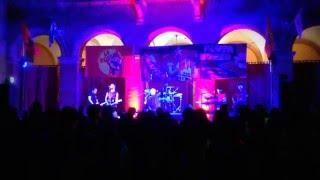 PEDRO NAVAJA SOUNDMACHINE - Charlie - Live Festa Rossa 1° Maggio 2016