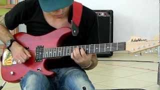 Aleluia (Hallelujah) -  Gabriela Rocha (Guitarra)