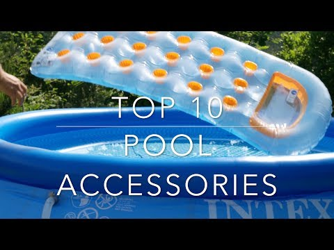 Top 10 Pool Accessories