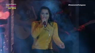 Transmissão Live Festa Junina da Portuguesa, Maiara & Maraisa, Sem tirar a roupa