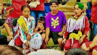 Indian kiddos sing and drum - Ort of Culture