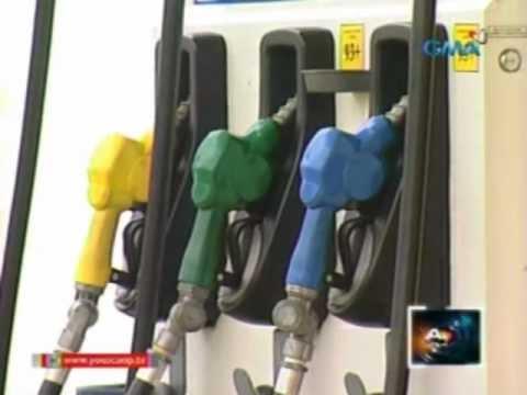 Shell At Flying V May Dagdag Presyo Sa Diesel At Gasolina Video