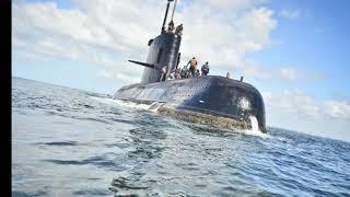 El submarino ARA San Juan desapareció al borde de un abismo de 6,600 metros de profundidad