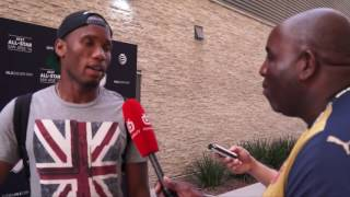 Why Do You Always Score Against Arsenal? | Robbie Meets Didier Drogba