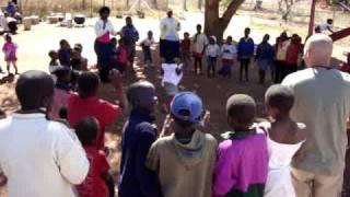 Swaziland Circle Dance