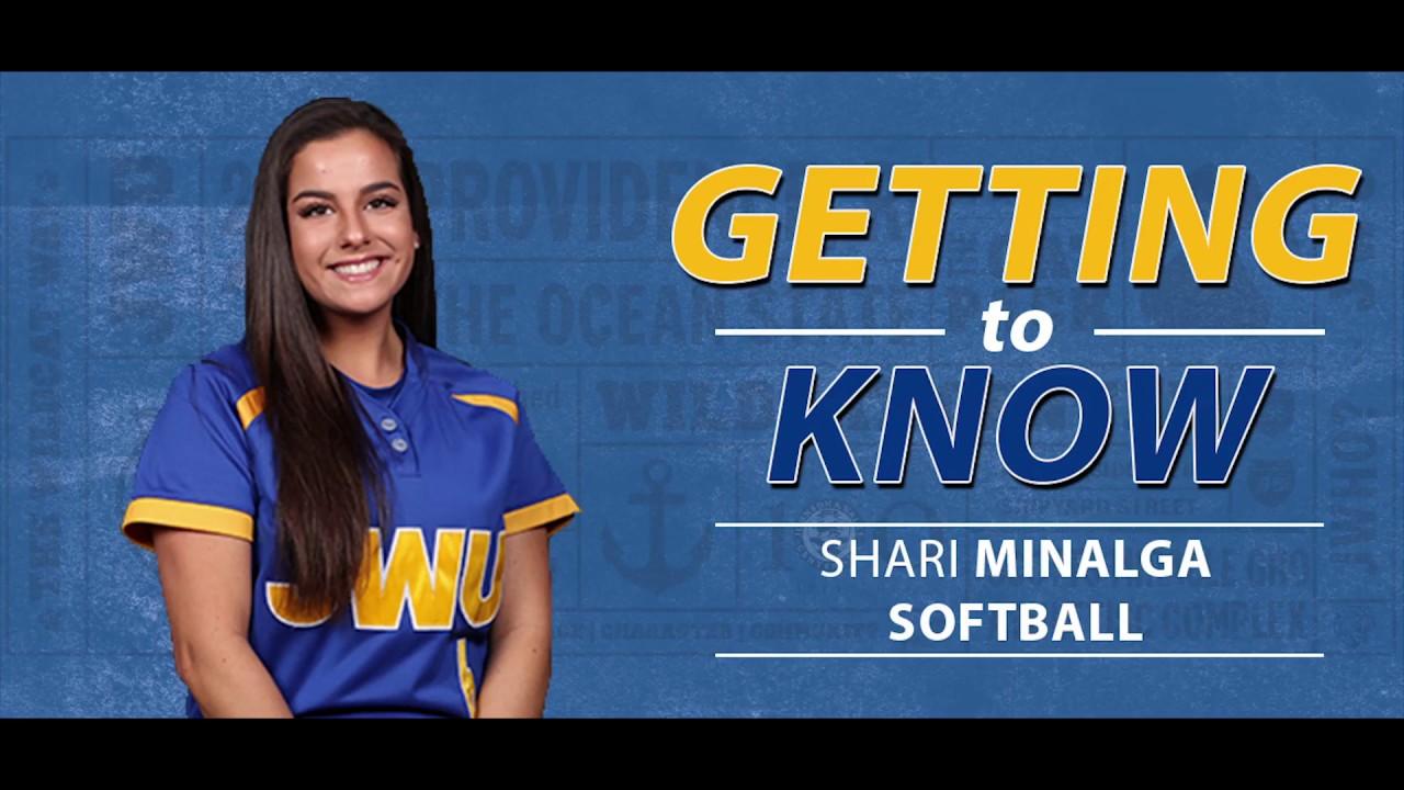 JWU Athlete: Shari Minalga '21 thumbnail