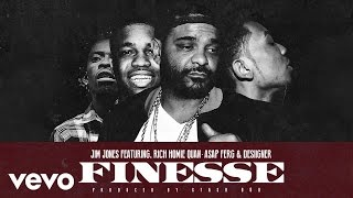Jim Jones - Finesse (Audio) ft. Rich Homie Quan, A$AP Ferg, Desiigner