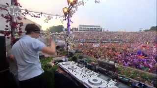 Tomorrowland 2012 LIVE Martin Solveig - Hello (28.07.2012)