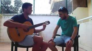 Antonio Orozco ya lo sabes guitarra cover