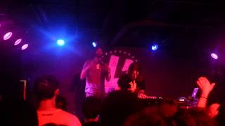 "Damon Trueitt w FKJ - ""Higher in Love"" LIVE @U Street Music Hall, 5.06.15"