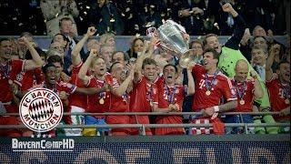 FC Bayern München 2012/13 - Triple - Legendary Season - Jupp Heynckes