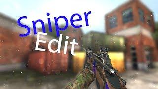 Bullet Force | Sniper Edit