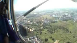 Thai Sky Adventures - FIRST TANDEM SKYDIVE !!!!!