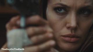 The Only Female Action Star In Hollywood - Jolie