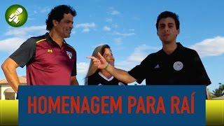 Homenagem para Raí - Fabio Brazza