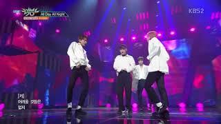 [뮤직뱅크] SHINEE(샤이니) - All Day All Night (컴백무대)