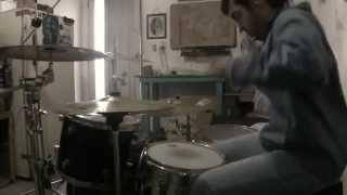 Catupecu Machu - Eso Vive [Drum Cover] (Caleb Ayduh)