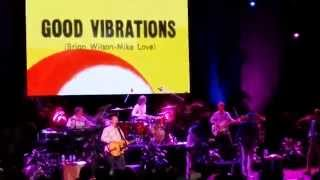 The Beach Boys - Good Vibrations - Live 2015 Canberra