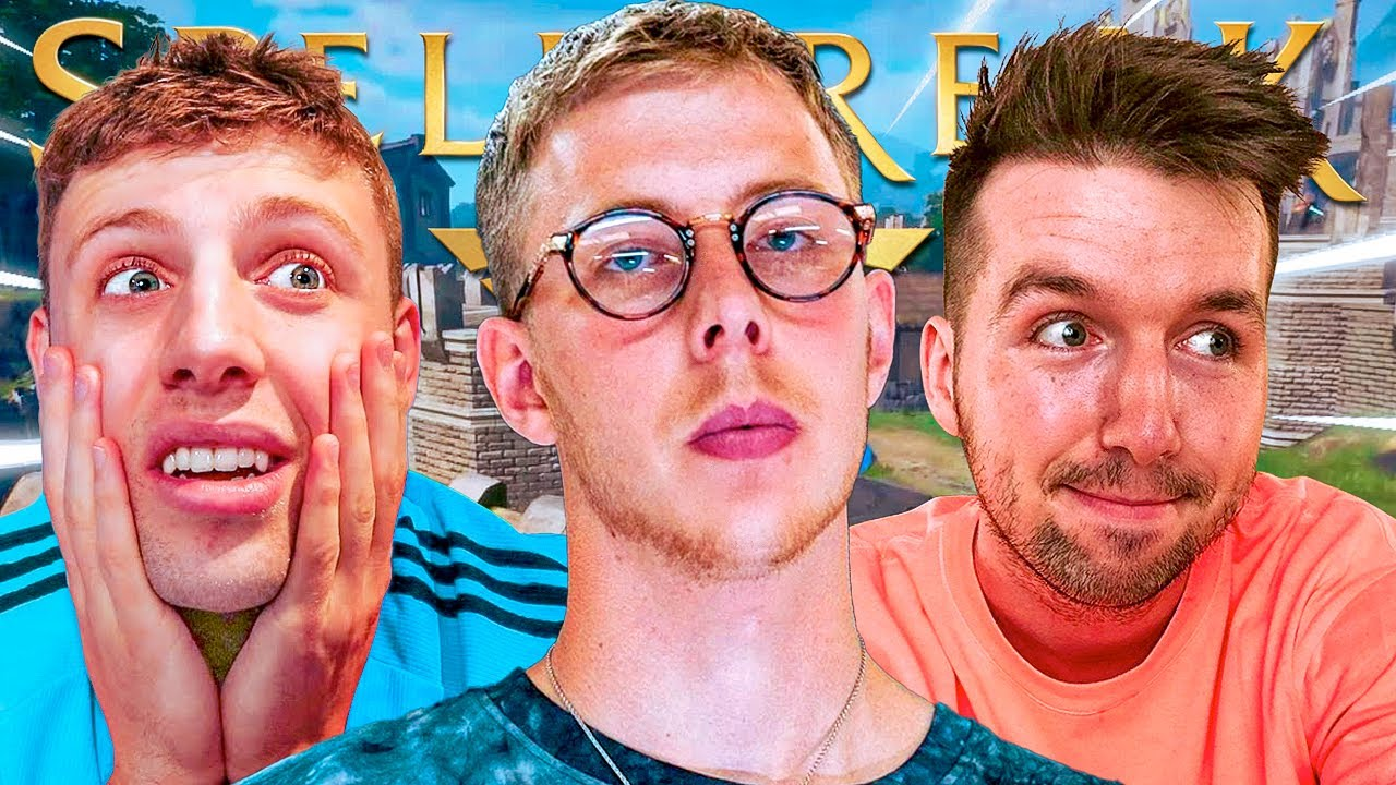 Calfreezy - Reunited with W2S & Callux in BATTLE ROYALE!