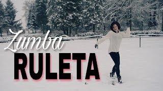 INNA - Ruleta (feat. Erik) Zumba Fitness (by Julie Ander)