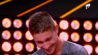 Alin Cindea, eliminat de jurati cu trei de NU la X Factor Romania, sezonul trei