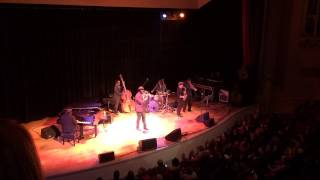 Gregory Porter - Liquid Spirit - live at Town Hall, NYC, 2/14/14