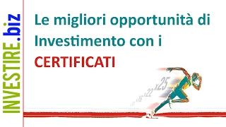 Webinar sui Certificates: Alert scattato!!