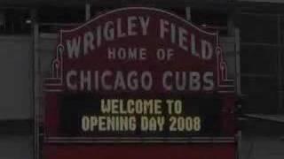 """Go Cubs Go!"" - Opening Day 2008, Jen Porter, David ""B3"" Allen."