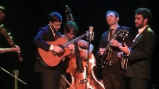 Punch Brothers-Passepied (Debussy cover) live in Milwaukee, WI 5-12-16