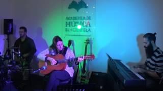 Cristina Falcão Guitarra Prof Filipe Ferreira Quinta do tio Manel Popular MAR2017