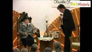 Spotkanie z Hanką Bielicką w SOS 08.12.2005 r._Początki SOS