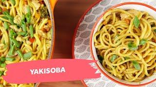 Yakisoba | Colher de Sopa
