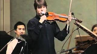 "Joshua Bell (Violin) Plays Vivaldi's ""The Four Seasons"""
