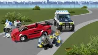 60007 - LEGO City - Perseguição da Polícia em Alta Velocidade
