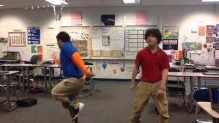 Epic Dance Fail, part 1