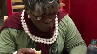 tyreikandnate & datsmygranny at McDonald's giving away tips