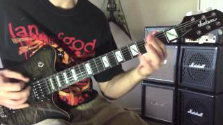 Lamb of God - Ruin Guitar Cover