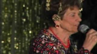 Senior Songbird Age 76 Sings Opera and Boradway